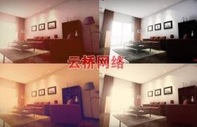 ue4商城资源Color Grading – Social Filters色彩调整