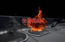 ue4商城资源Smoke Builder烟雾特效资源