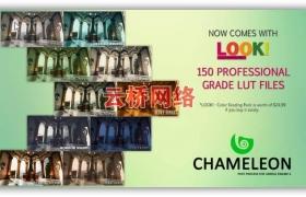 ue4商城资源-150种色彩特效