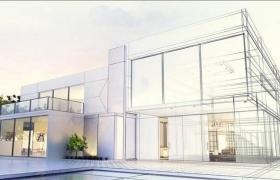 Blender三维房屋设计视频教程