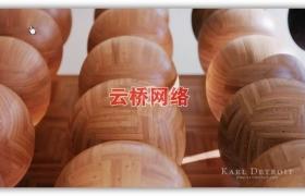 ue4商城资源-木地板材质4K WoodF looring