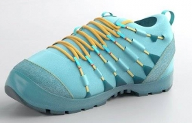 Modo产品可视化:鞋模型制作视频教程 Modo Product Visualization: Shoe Modeling