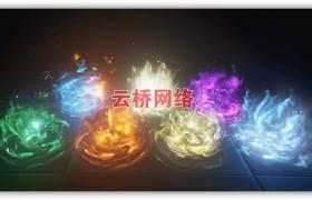 ue4商城资源-高级魔法特效Advanced Magic FX 12