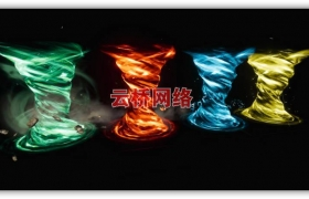 ue4商城资源-高级魔法特效Advanced Magic FX 13