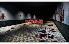 ue4商城资源Animated Blood Spray Decals血液血迹动画