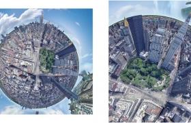 "1小时教你做360度全景""小星球""效果图 Skillshare – Create a Panoramic 'Little Planet' from Anywhere"