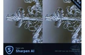 AI智能图片锐化清晰软件 Topaz Sharpen AI 2.2.1 x64