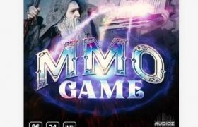 魔法游戏音效素材包Epic Stock Media MMO Game Magic