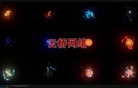 ue4商城资源FX UWave光效着色器