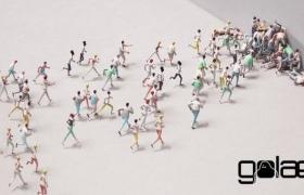 Maya人群插件-Golaem Crowd 7.3.7 for Maya