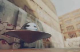 Blender相机快速创建3D照片场景视频教程