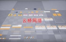 ue4商城资源Modular SciFi: Materials & Decals