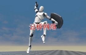 ue4商城资源Dynamic Sword Animset动态剑动画