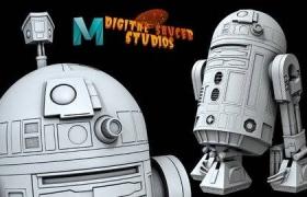 Maya硬表面建模学习教程 Master Hard Surface Modeling in Maya 2020