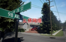 ue4商城资源Modular Neighborhood Pack模块化房屋资源包