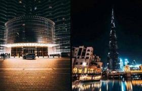 16套街拍人像城市建筑黑金风格Lightroom预设
