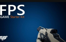 ue4商城资源FPS Game Starter Kit FPS游戏入门套件