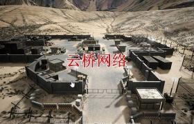 ue4商城资源Military Base 军事基地