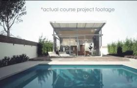 UE4建筑可视化实时渲染技术训练中文字幕视频教程