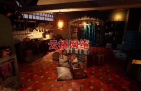 ue4商城资源Old Kitchen旧厨房
