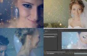 20个唯美浪漫闪烁粒子光斑视频合成素材