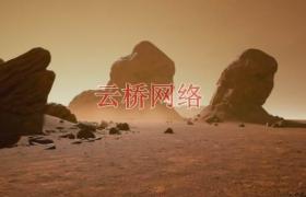 ue4商城资源Martian Surface火星表面