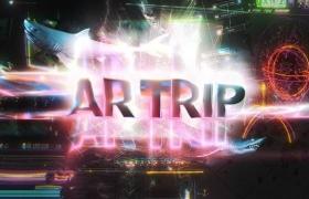 c4d与PFTrack特效合成视频教程 Motion Design School – AR Trip
