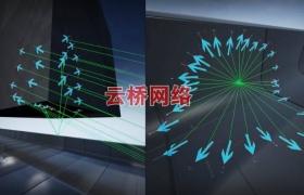 ue4商城资源Advanced Laser and Bullet Decals高级激光和子弹贴花
