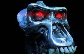 zbrush教程 Artstation – Mechanical Skull – Michael Pavlovich