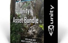 Unity模型资源包 Unity Asset Bundle 2 – December 2020