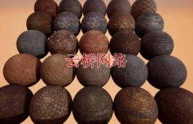 ue4商城资源Brick Materials Vol.1砖材料卷1