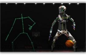 Maya动画制作骨骼绑定插件AdvancedSkeleton教程