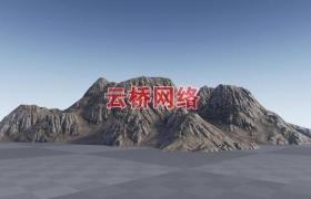ue4商城资源Background Mountains背景山脉